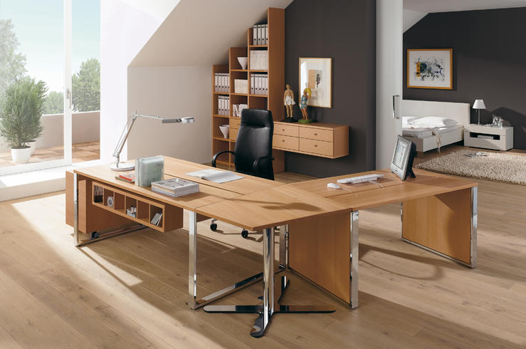 birou HOME OFFICE, scaun ERGOMO office 03, mobilier SPECTRUM